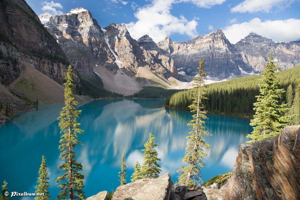 Bristish Columbia et Alberta