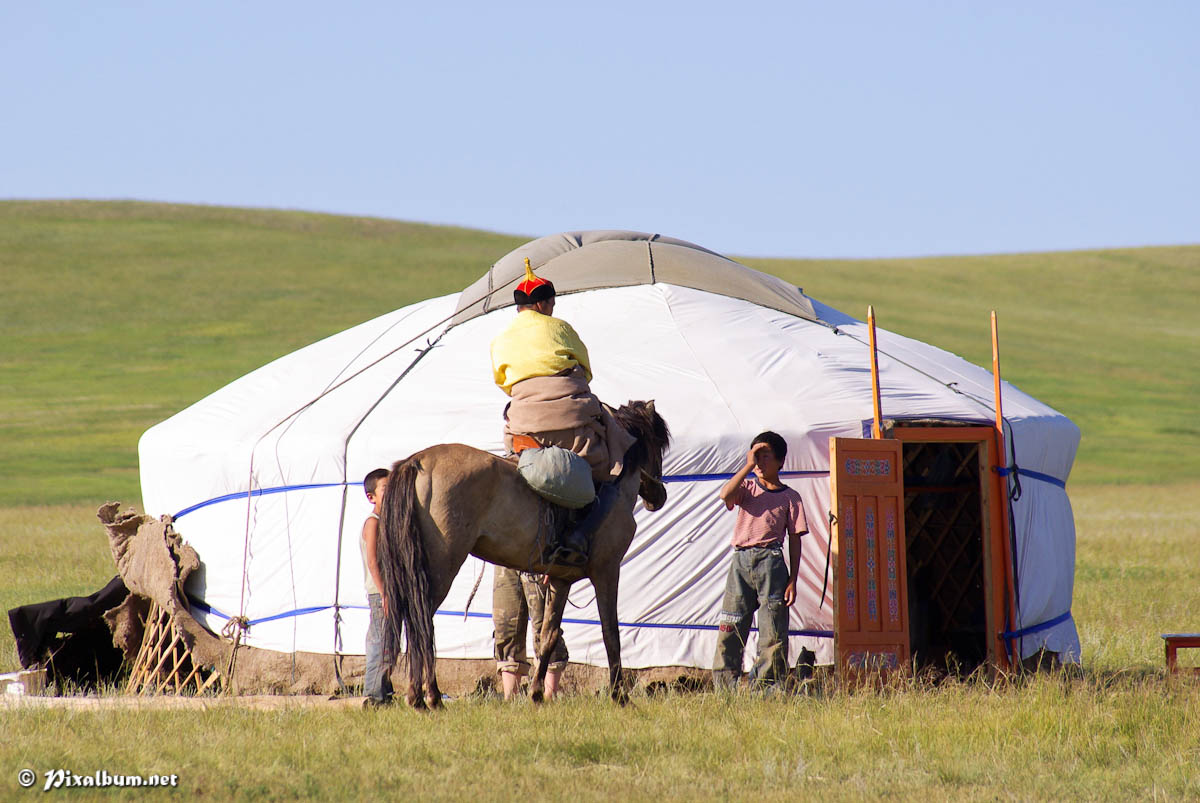 Nord Mongolie